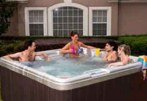Hot Tub and Spa products