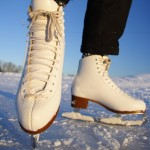 time to skate - purchased thru dreamstime