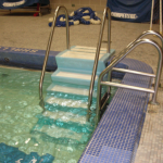 accessible steps for pools