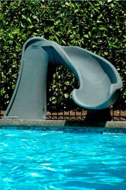 Swimming Pool Slides: A Buyer\'s Guide | InTheSwim Pool Blog