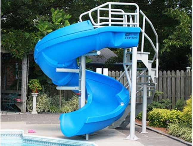 Swimming Pool Slides A Er S Guide, How Much Is A Slide For Inground Pool