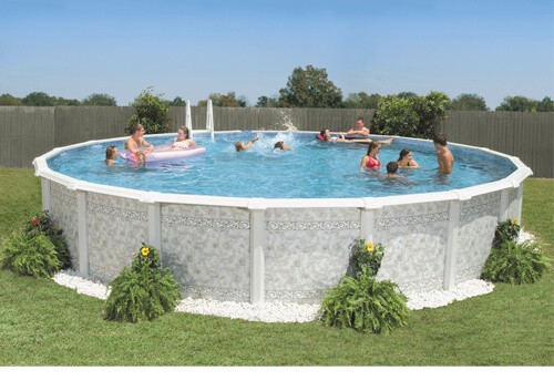 Above ground swimming pools a buyer s guide intheswim for Buying an above ground pool guide