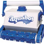yep, it's the aquabot pool cleaner, complete - at rock bottom prices