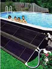 Diy Above Ground Solar Pool Heater Installation Intheswim