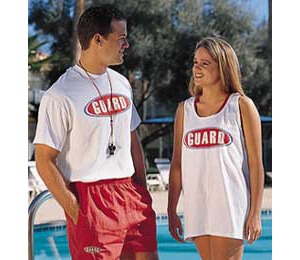lifeguard apparel, guard gear