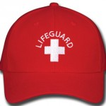 lifeguard hats, caps for lifeguards