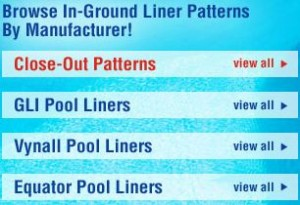 inground pool liner manufacturers