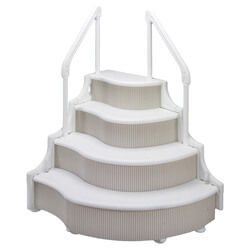 Buy Grand Entrance pool step