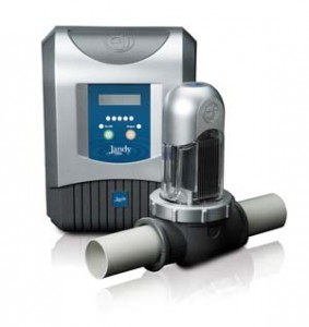 Click to see more of the Jandy AquaPure Ei Salt Chlorine Generator