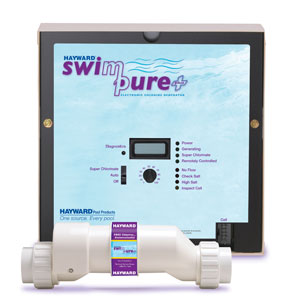 Click to see more of the Hayward SwimPure Chlorine Generator