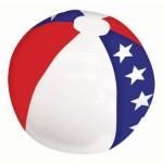 Patriotic Beach Balls