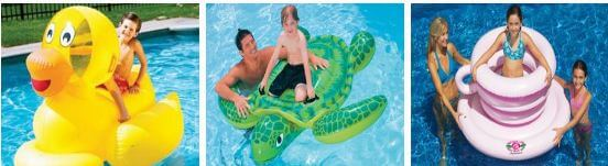 pool-floats and fun pool inflatables