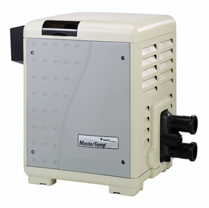 MasterTemp pool heater by Pentair