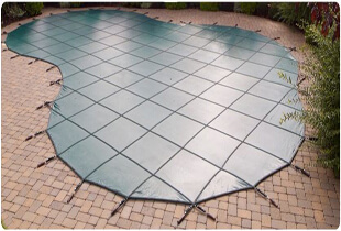winter pool cover care
