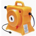 Cyclone pool line blower