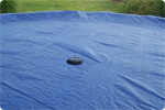 Dryco winter pool cover drain system