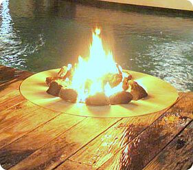 Outdoor Fire Pits Fireplaces And Patio Heaters