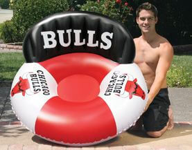 Inflatable NBA chairs