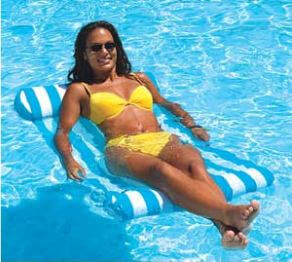 pool floats and lounge reviews
