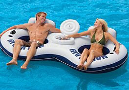 Pool floats reviewed
