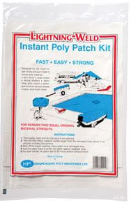solid pool cover patches