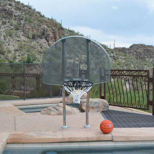 Swimming Pool Basketball Games A Buyer S Guide Intheswim Pool Blog