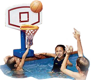 Swimline Basketball Hoop Basketball Scores