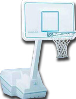 Slam Dunk pool basketball game