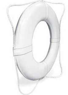 Ring Buoy for pool safety