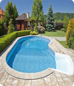 Stains And Discoloration In A Vinyl Liner Pool Intheswim
