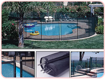 Inground Pool Safety Fence Installation Intheswim Pool Blog
