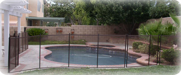 Inground Pool Safety Fence Installation Intheswim Pool Blog