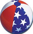 americana-beach-ball