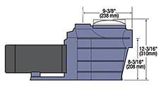 pump-dimensions