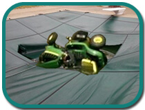 lawnmower-on-pool-cover