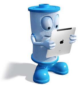 unicel-cartridge-guy-reading-tablet