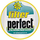 Filter Perfect for cleaner spa filters