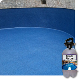 Spray On Pool Liner New Sprayon Pool Liner April Fools  Intheswim Pool Blog