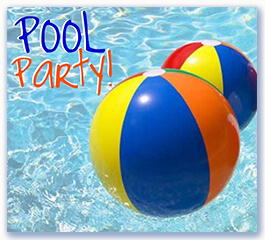 Swimming Pool Party Safety | InTheSwim Pool Blog