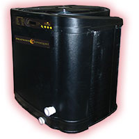 AquaCal-IceBreaker pool heat pump