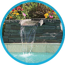 wall-fountain-scupper-waterfall