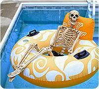 skeleton-in-pool-chair-float