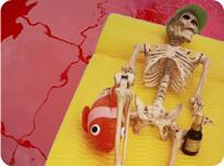 skeleton-in-pool