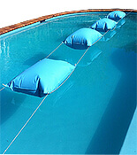 Protecting pool liners from ice damage intheswim pool blog for Liner waterair