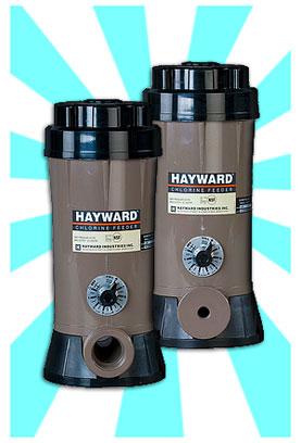 Hayward Clorinatore hook up