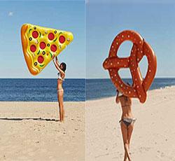 pizza-and-pretzel-floats