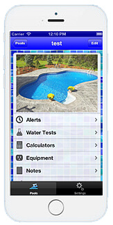 Pool Boy Pro App for pool care alerts and pool calculators