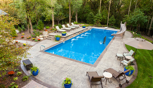 Image result for Swimming Pool Landscape Maintenance Idaho Falls