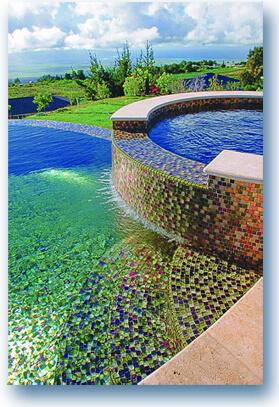 Swimming Pool Mosaic Tile Ideas | InTheSwim Pool Blog