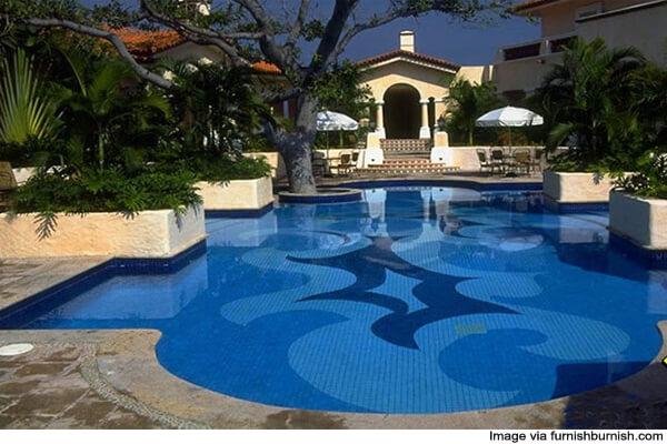 Swimming Pool Mosaic Tile Ideas Intheswim Pool Blog